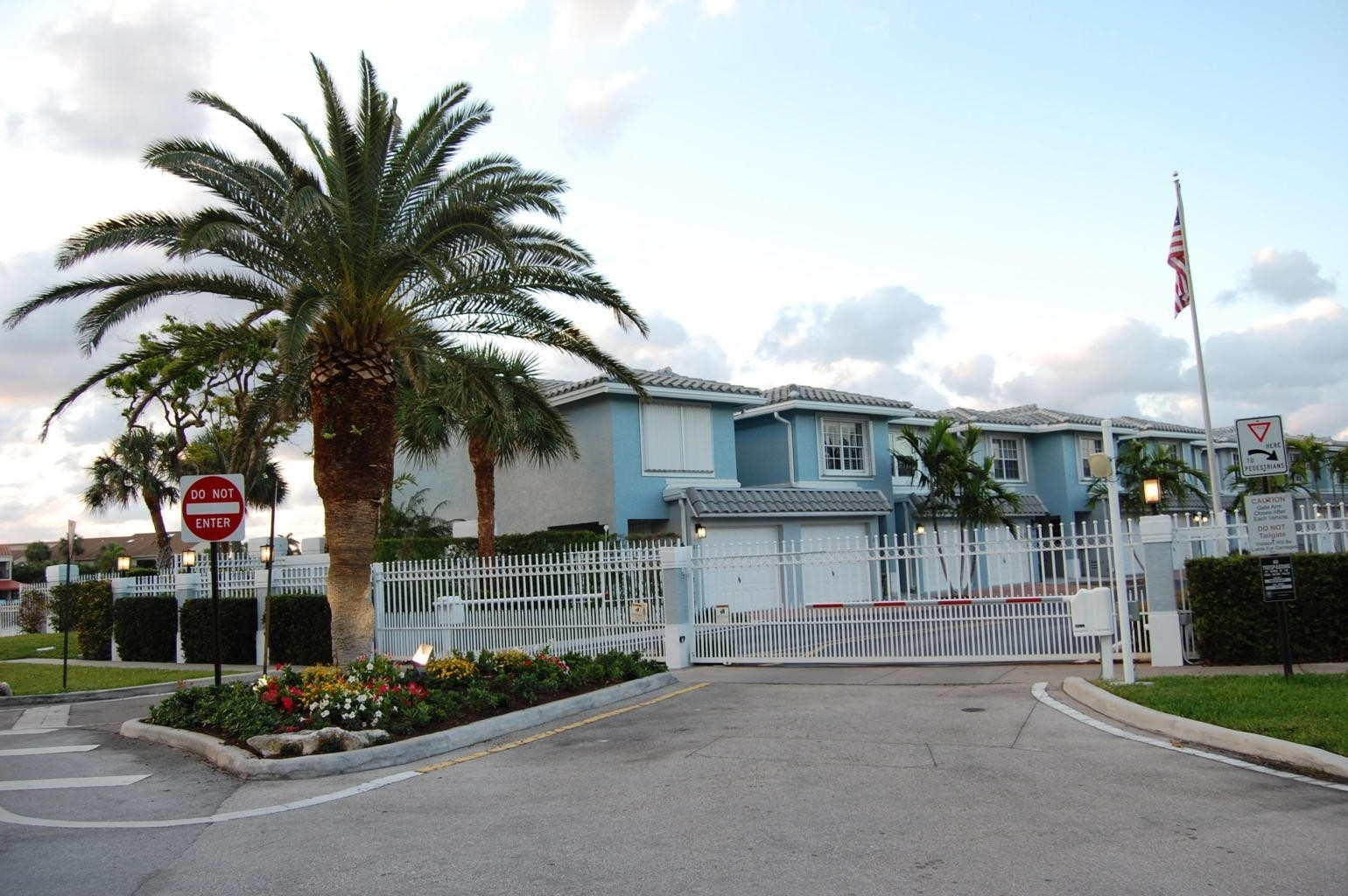 Single Family Townhouse at Boca Raton