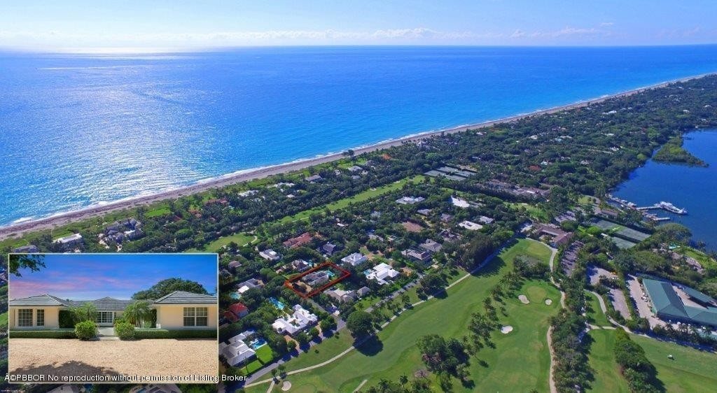 Single Family Home for Sale at Jupiter Island, FL 33455