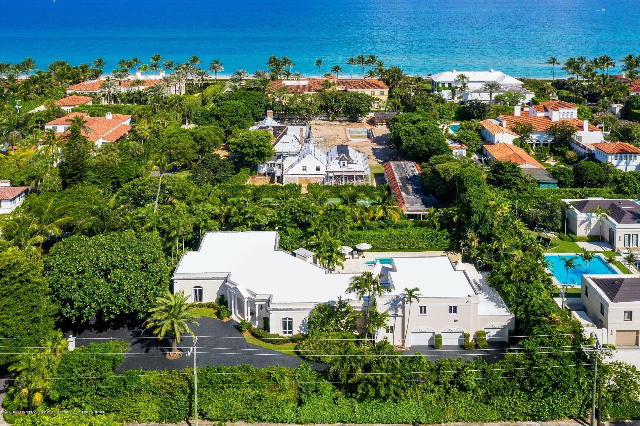 Single Family Home for Sale at Palm Beach, FL 33480