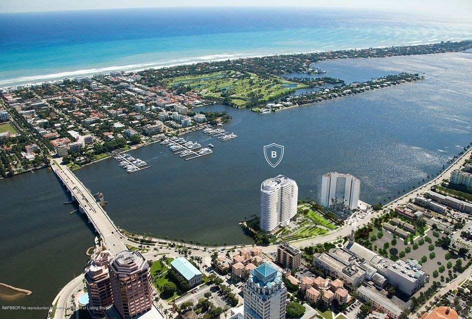 Property в 1100 S Flagler Drive, 7B West Palm Beach