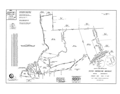 Land for Sale at Chester, MA 01011