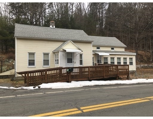 Single Family Home for Sale at Chester, MA 01011