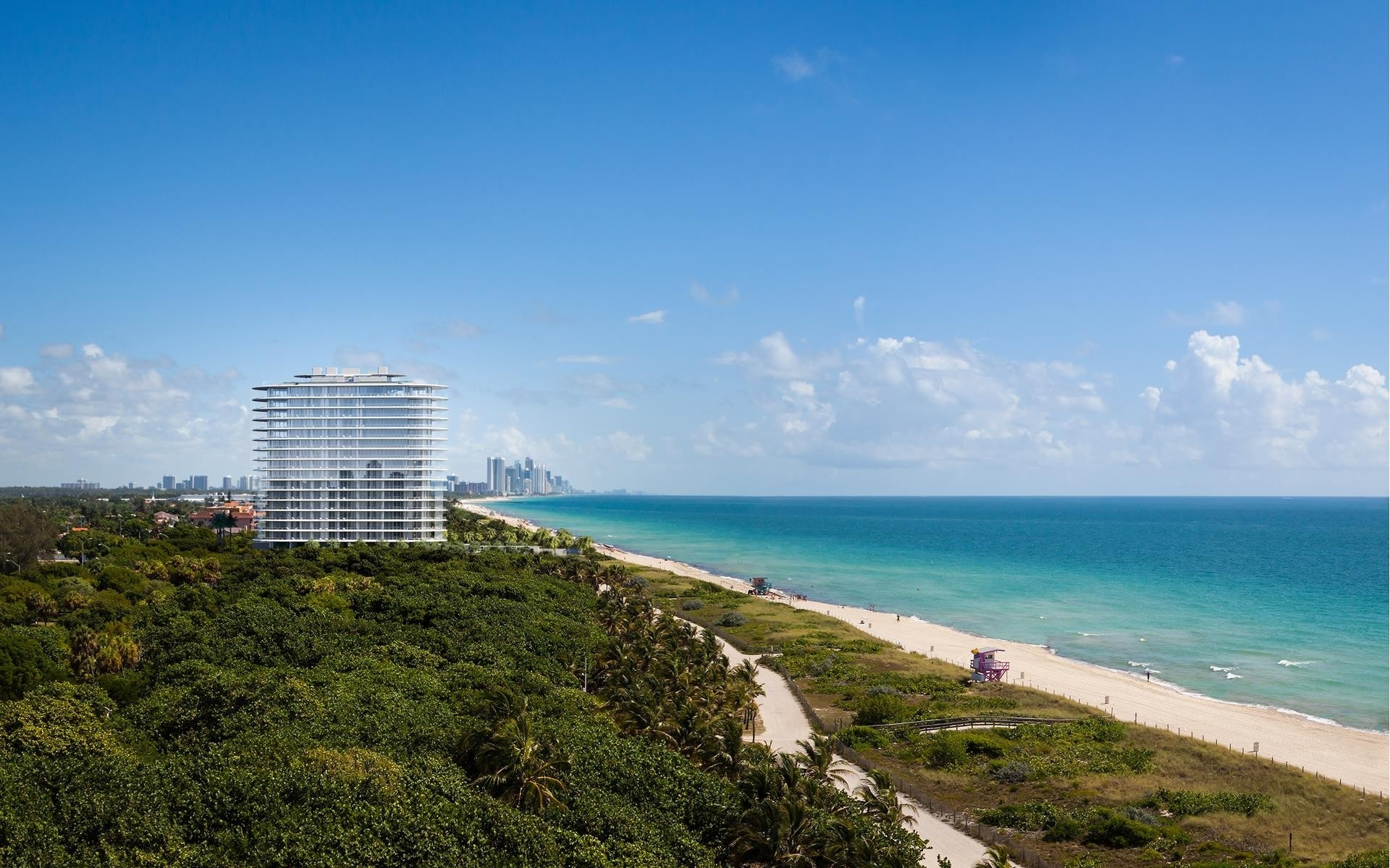 Condominium for Sale at 8701 Collins Avenue , 1605 North Shore, Miami Beach, FL 33154