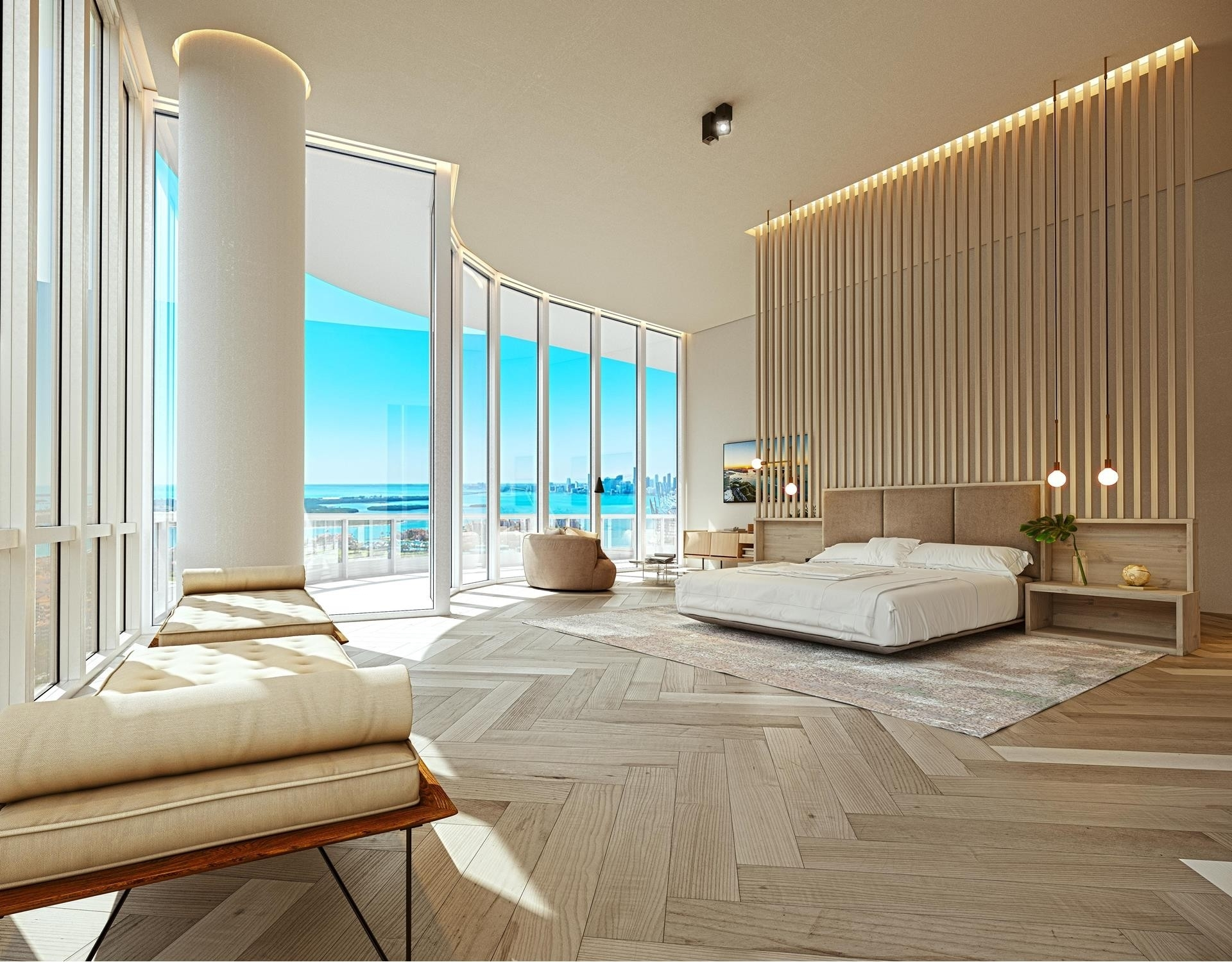 7. Condominiums 為 特賣 在 100 S Pointe Drive , PH2 South Point, Miami Beach, FL 33139