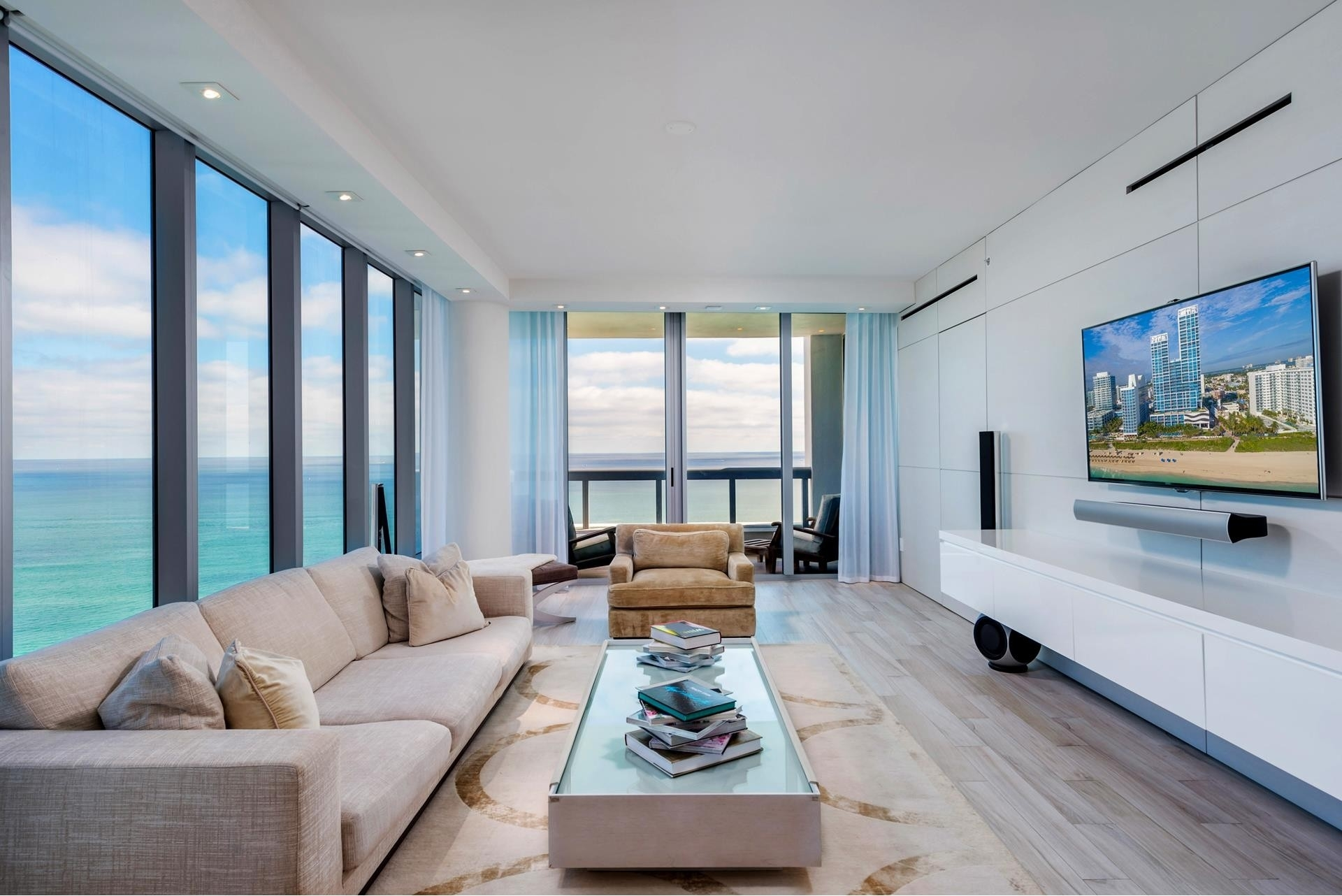 1. Condominiums at 6899 Collins Ave , 2304 Miami Beach