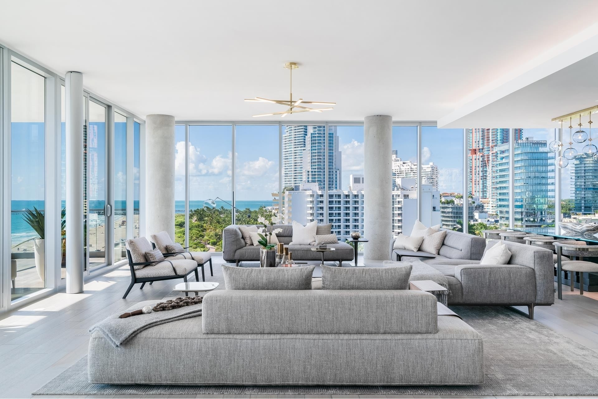 Condominium at 321 Ocean Drive , PH Miami Beach