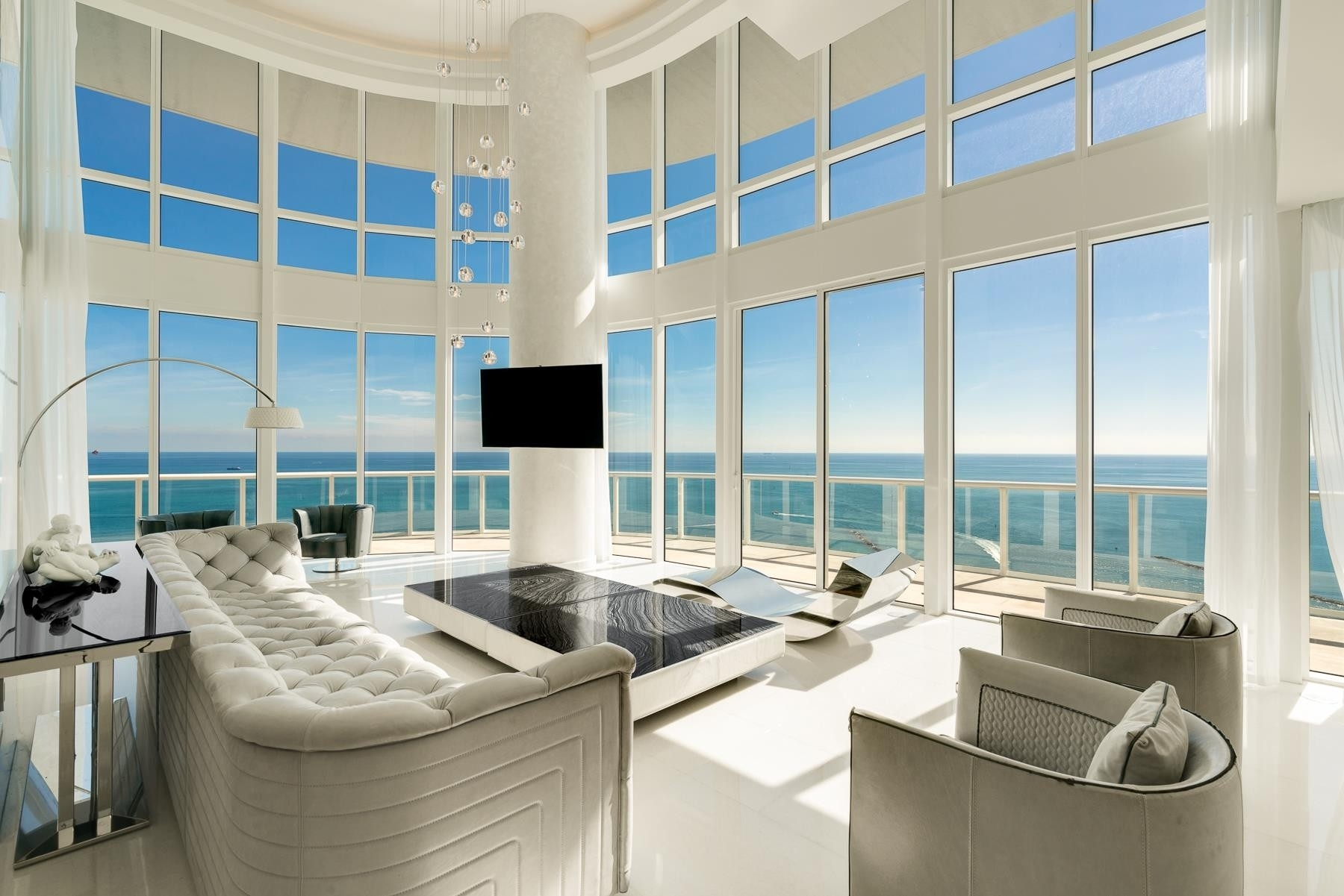 2. Condominiums for Sale at 100 S Pointe Drive , 3804/5 South Point, Miami Beach, FL 33139