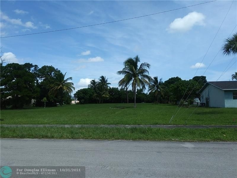 Land for Sale at Old Collier, Pompano Beach, FL 33069