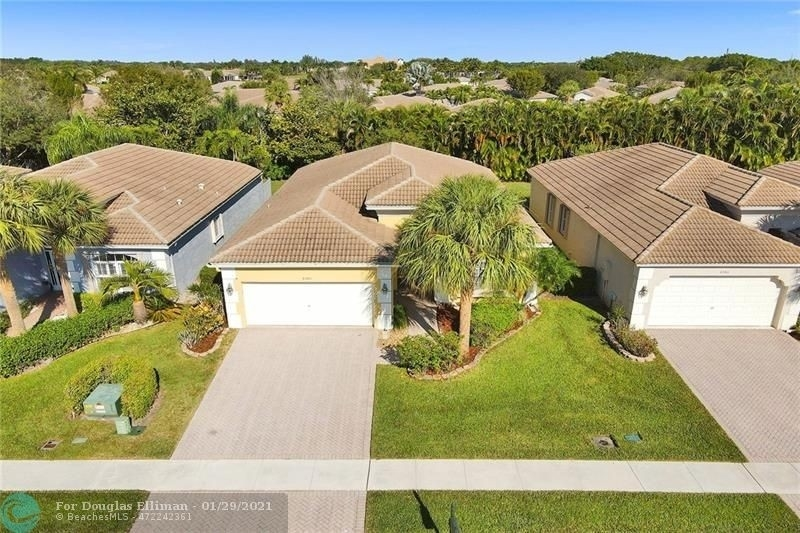 Single Family Home for Sale at Aberdeen, Boynton Beach, FL 33472