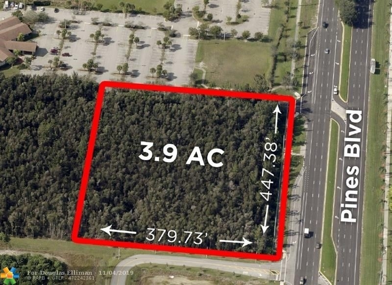 Land for Sale at Pembroke Park, FL 33029