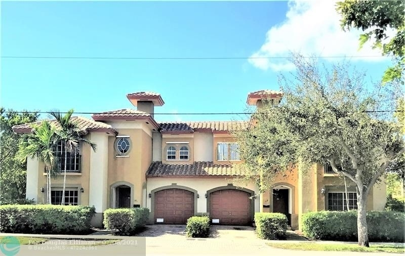 Multi Family Townhouse for Sale at Seminole Forest, Fort Lauderdale, FL 33311