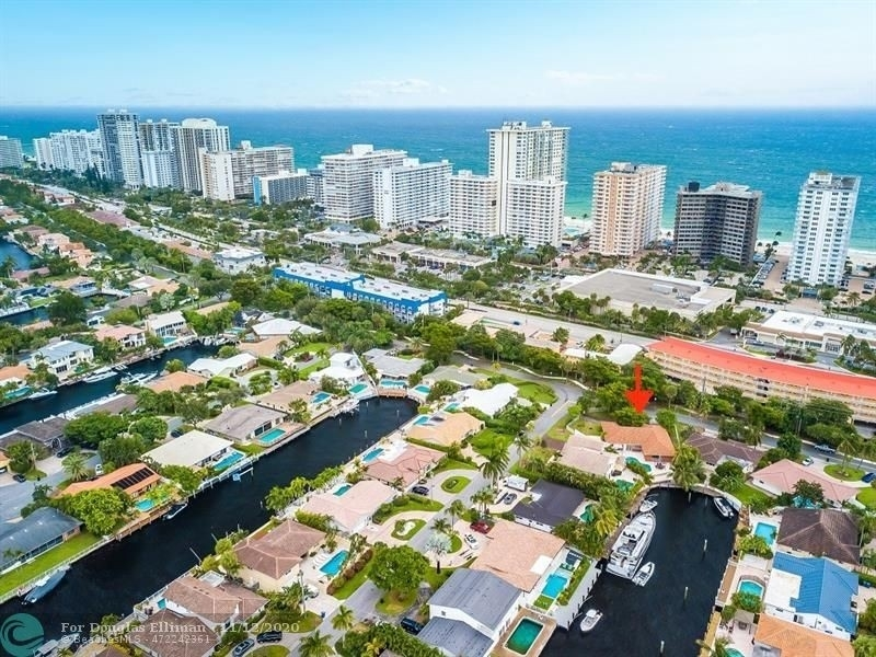 Single Family Home for Sale at Bermuda Riviera, Fort Lauderdale, FL 33308