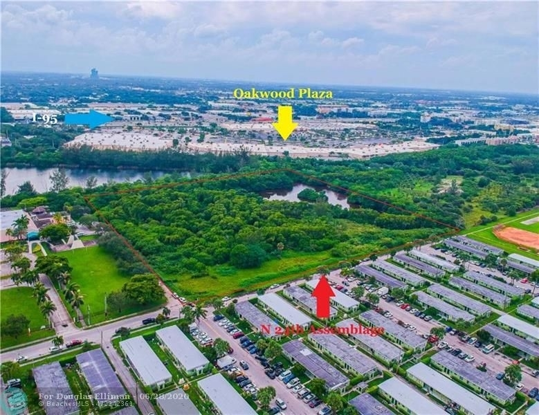 Terreno por un Venta en North Central Hollywood, Hollywood, FL 33020