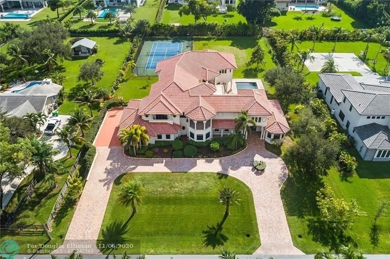 Single Family Home for Sale at Plantation Acres, Plantation, FL 33325