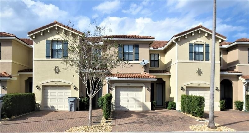 Single Family Townhouse for Sale at 1079 NW 33rd Ct , 1079 Highlands, Pompano Beach, FL 33064