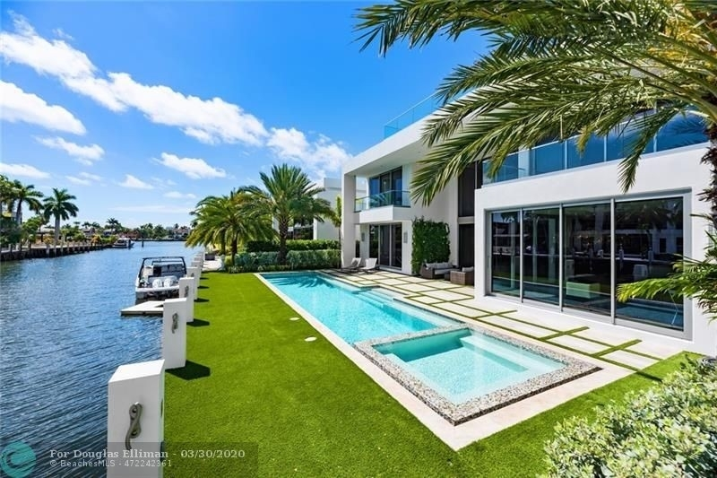 Single Family Home for Sale at Las Olas Isles, Fort Lauderdale, FL 33301