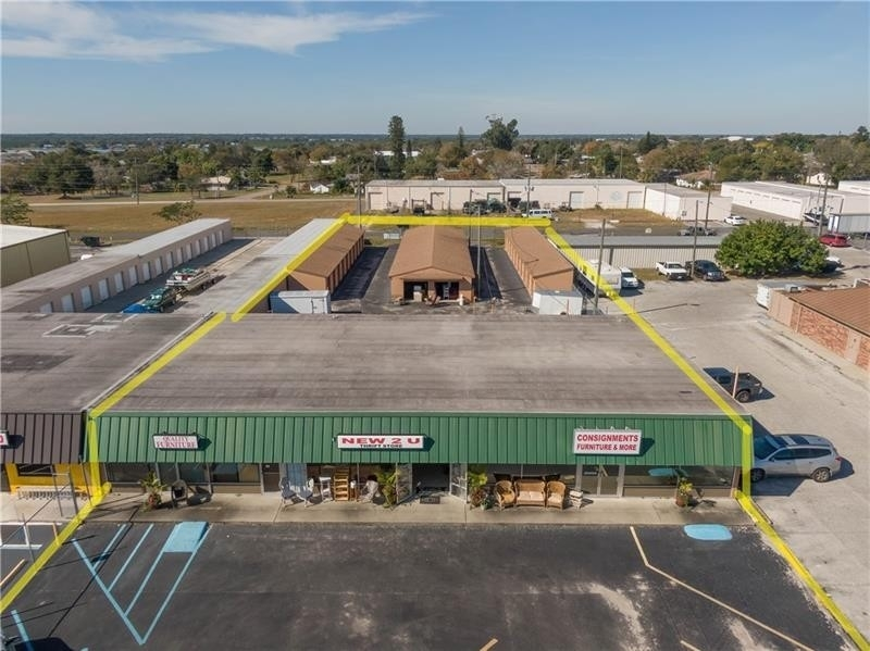 Commercial / Office for Sale at Lake Placid, FL 33852