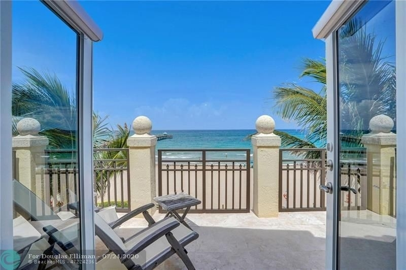 Single Family Townhouse for Sale at 4340 El Mar Dr , 3 Lauderdale By The Sea, FL 33308