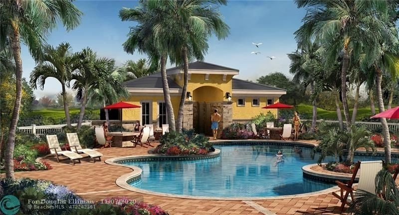 20. Single Family Townhouse for Sale at 12861 TREVI ISLE DRIVE , 19 Palm Beach Gardens, FL 33418