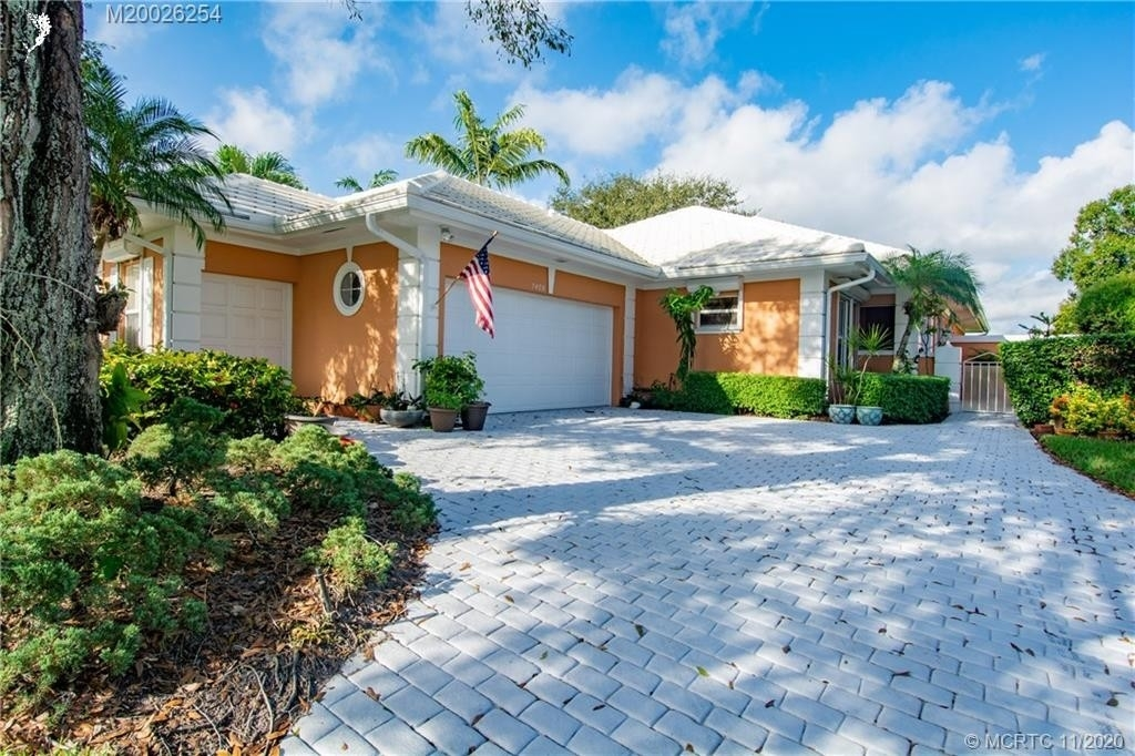 Single Family Home for Sale at Monarch Country Club, Palm City, FL 34990