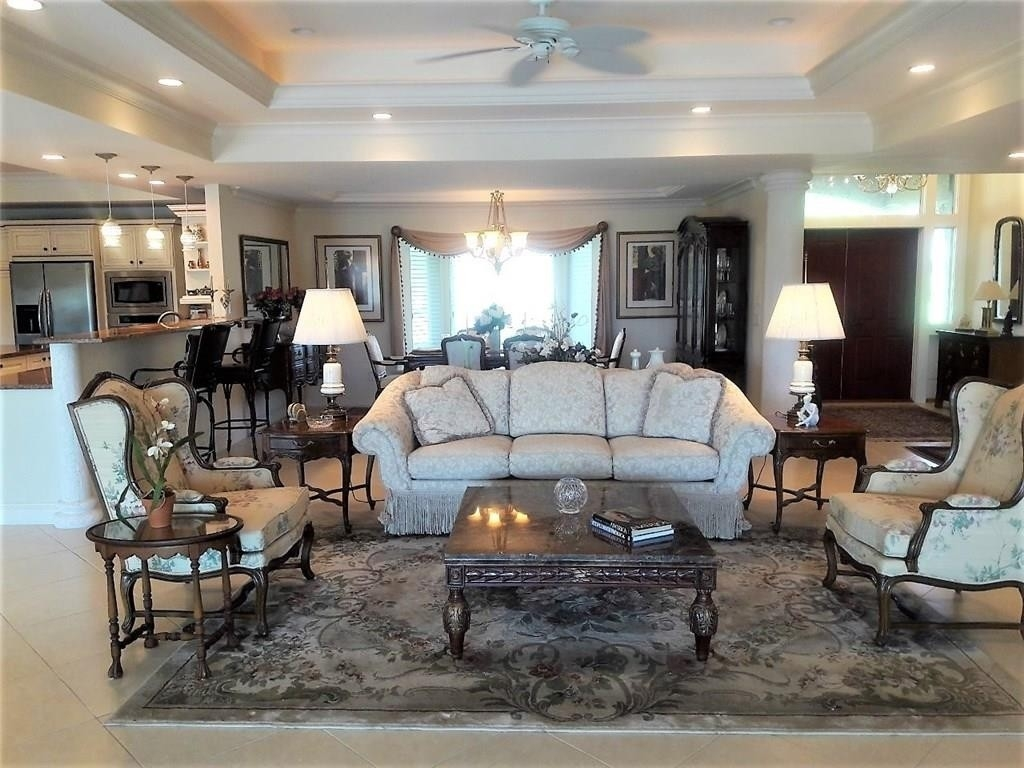 7. Single Family Homes for Sale at The Yacht and Country Club, Stuart, FL 34997