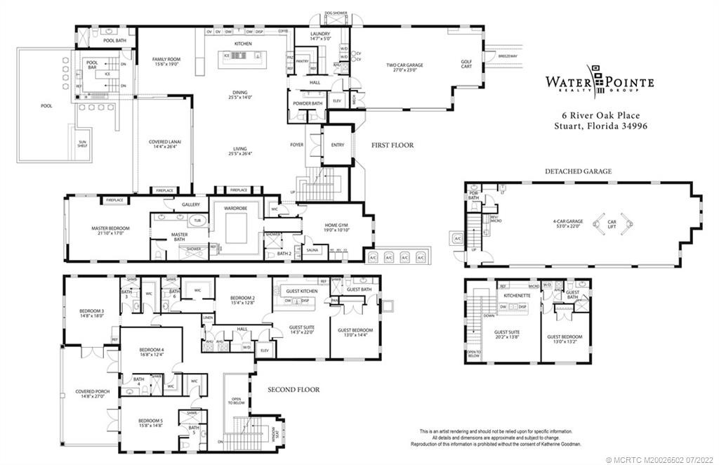9. Single Family Homes for Sale at Stuart, FL 34996