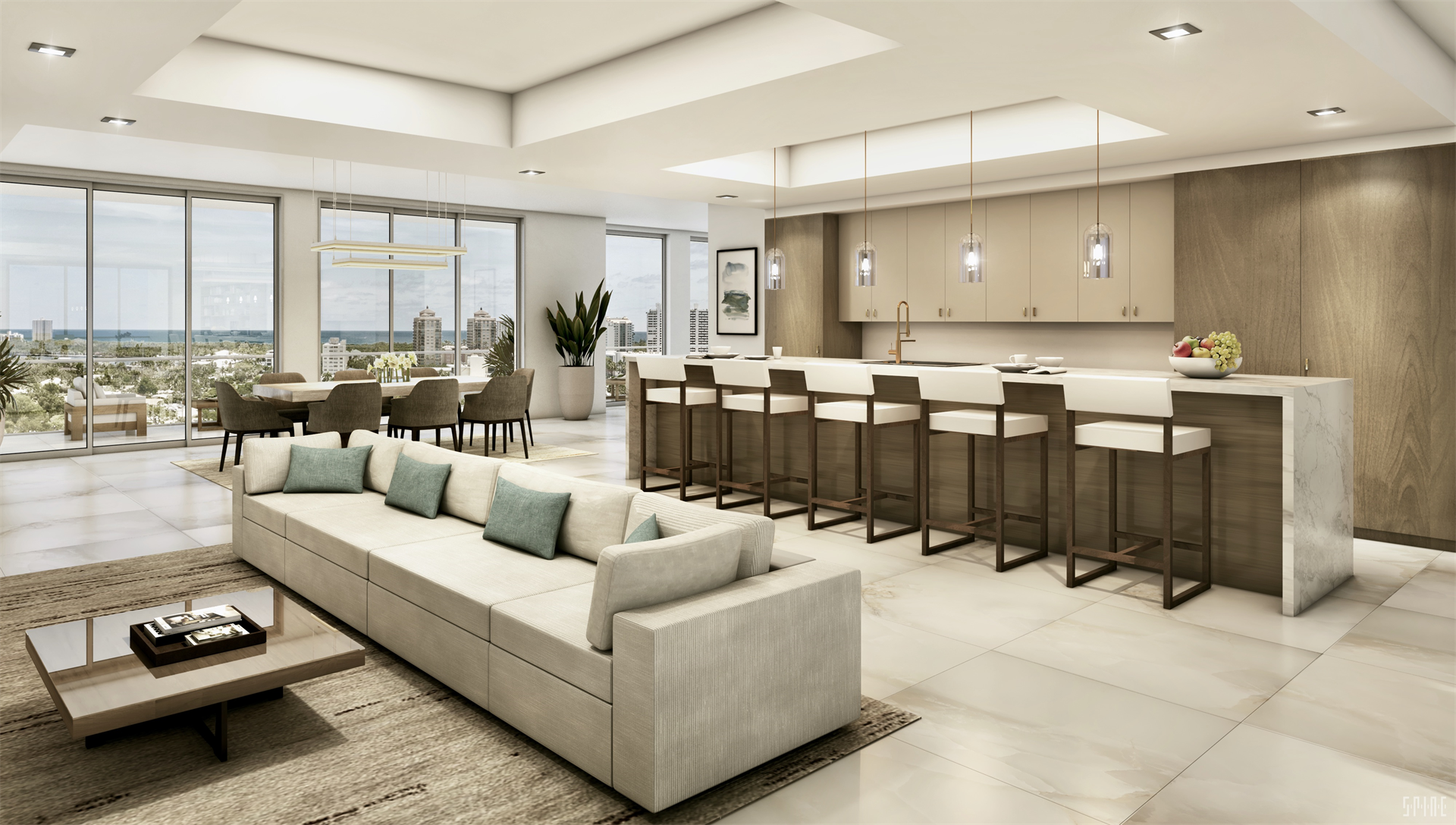 35. Riva Residences Fort Lauderdale building at 1180 North Federal Highway, Fort Lauderdale, FL 33304