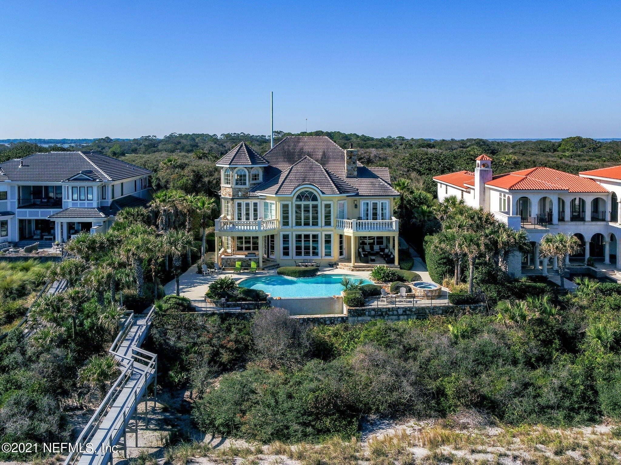 Single Family Home for Sale at Amelia Island, FL 32034