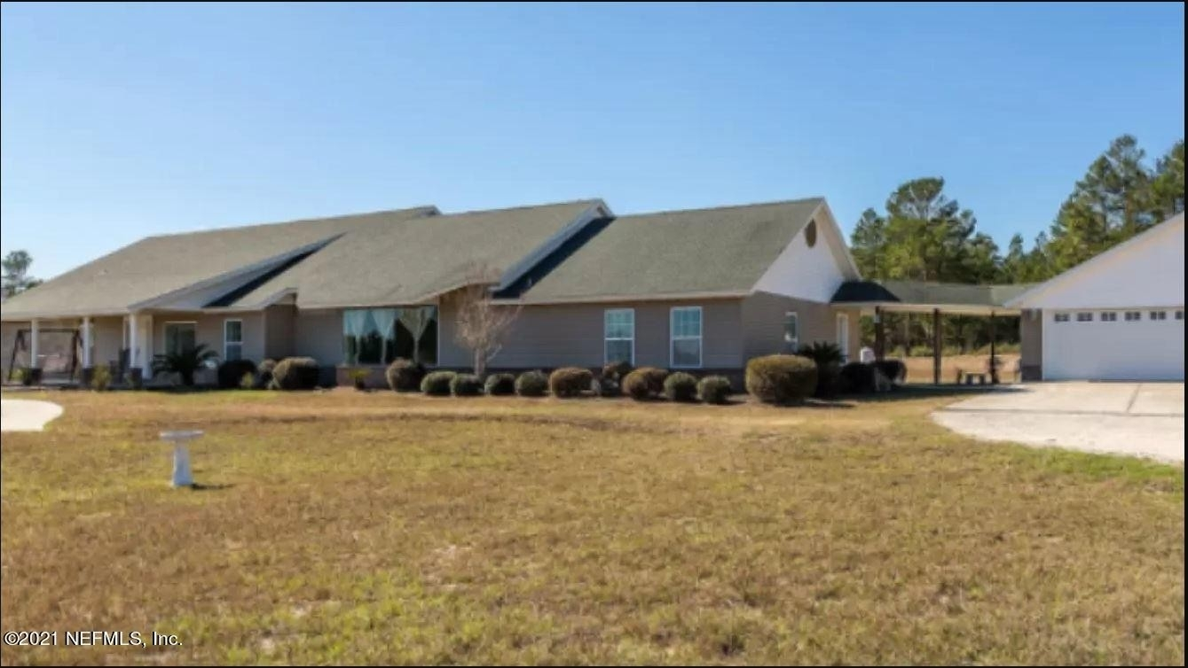 Single Family Home for Sale at Melrose, FL 32666