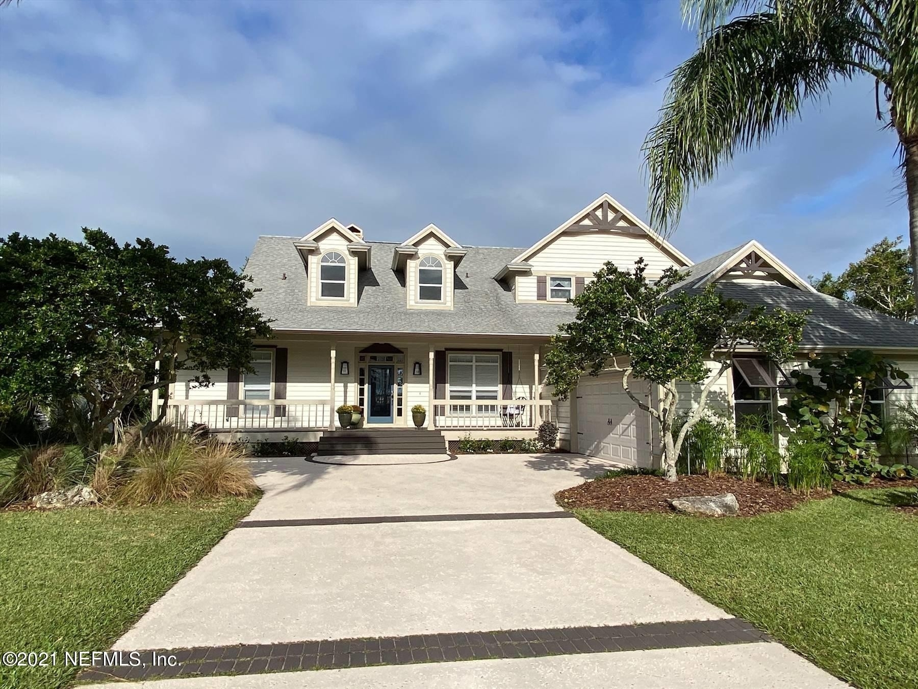 Single Family Home for Sale at Marsh Creek, St. Augustine, FL 32080