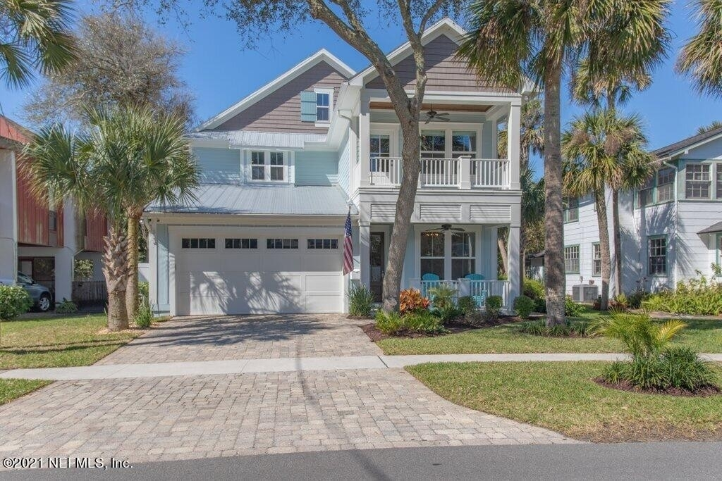 Single Family Home for Sale at Atlantic Beach, FL 32233