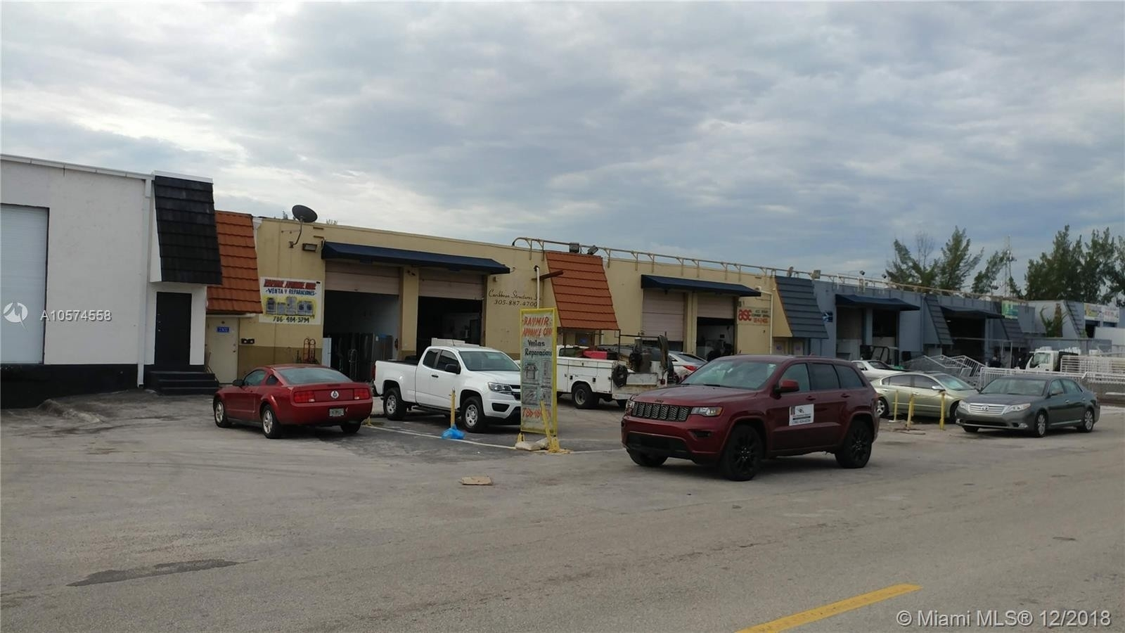 Industrial for Sale at 7302 NW 79th Ter , 7302-7314 Medley, FL 33166