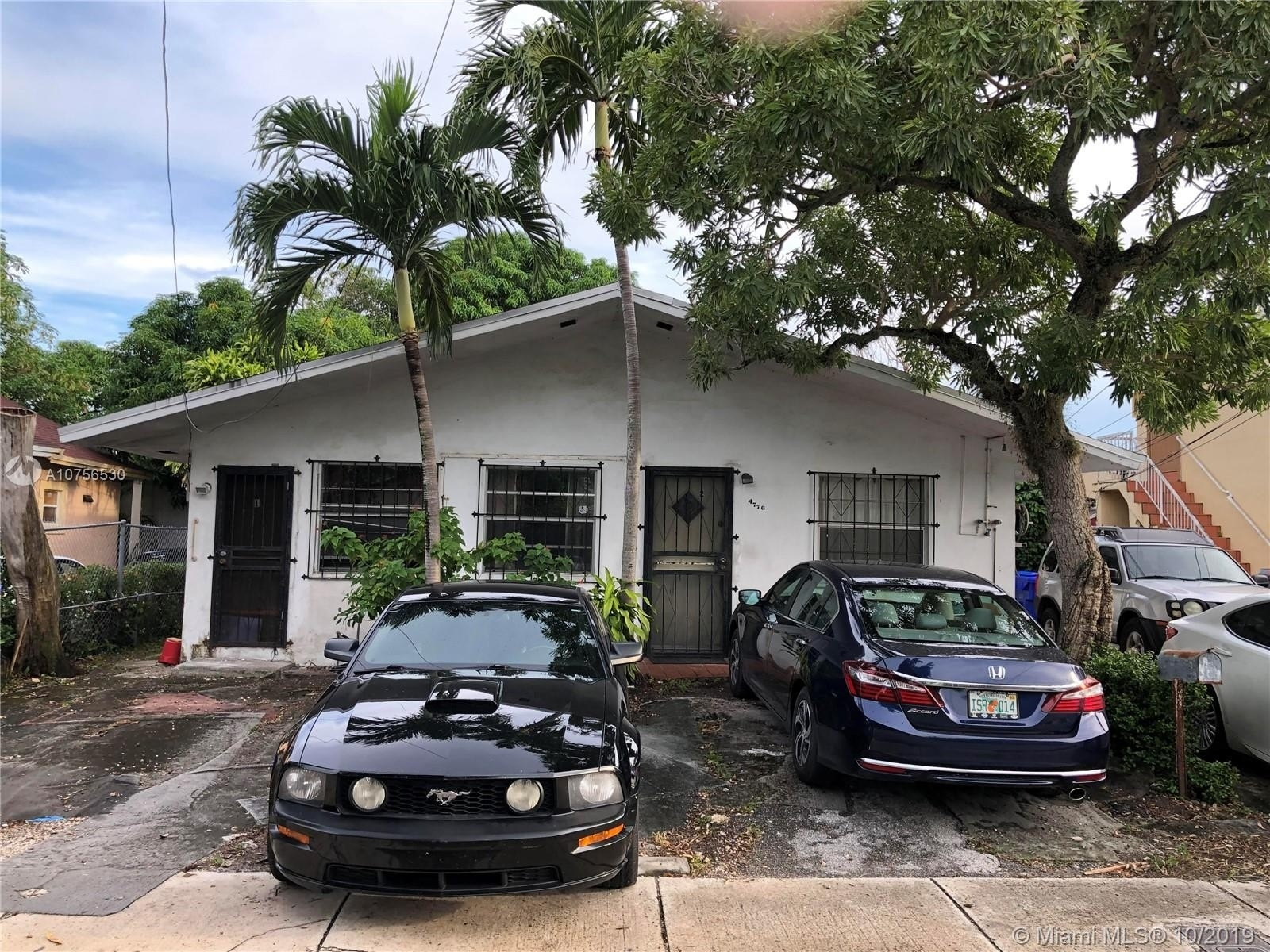 Multi Family Townhouse for Sale at Flagler Heights, Miami, FL 33126