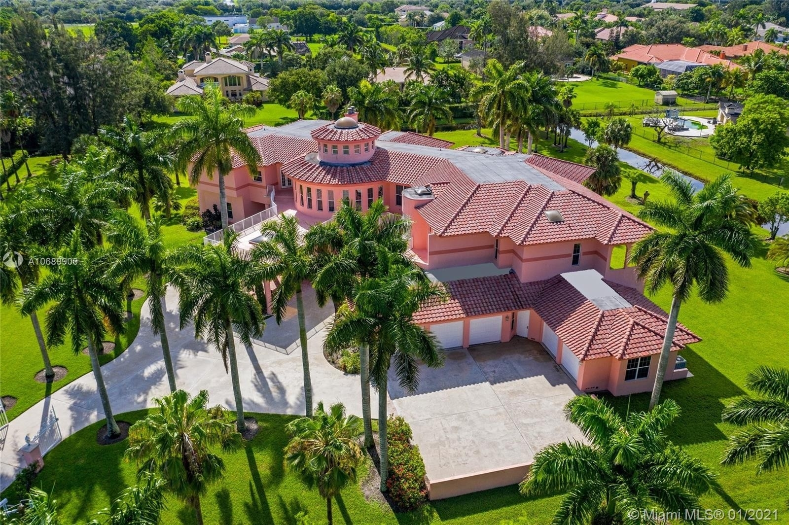 Single Family Home for Sale at Plantation Acres, Plantation, FL 33323