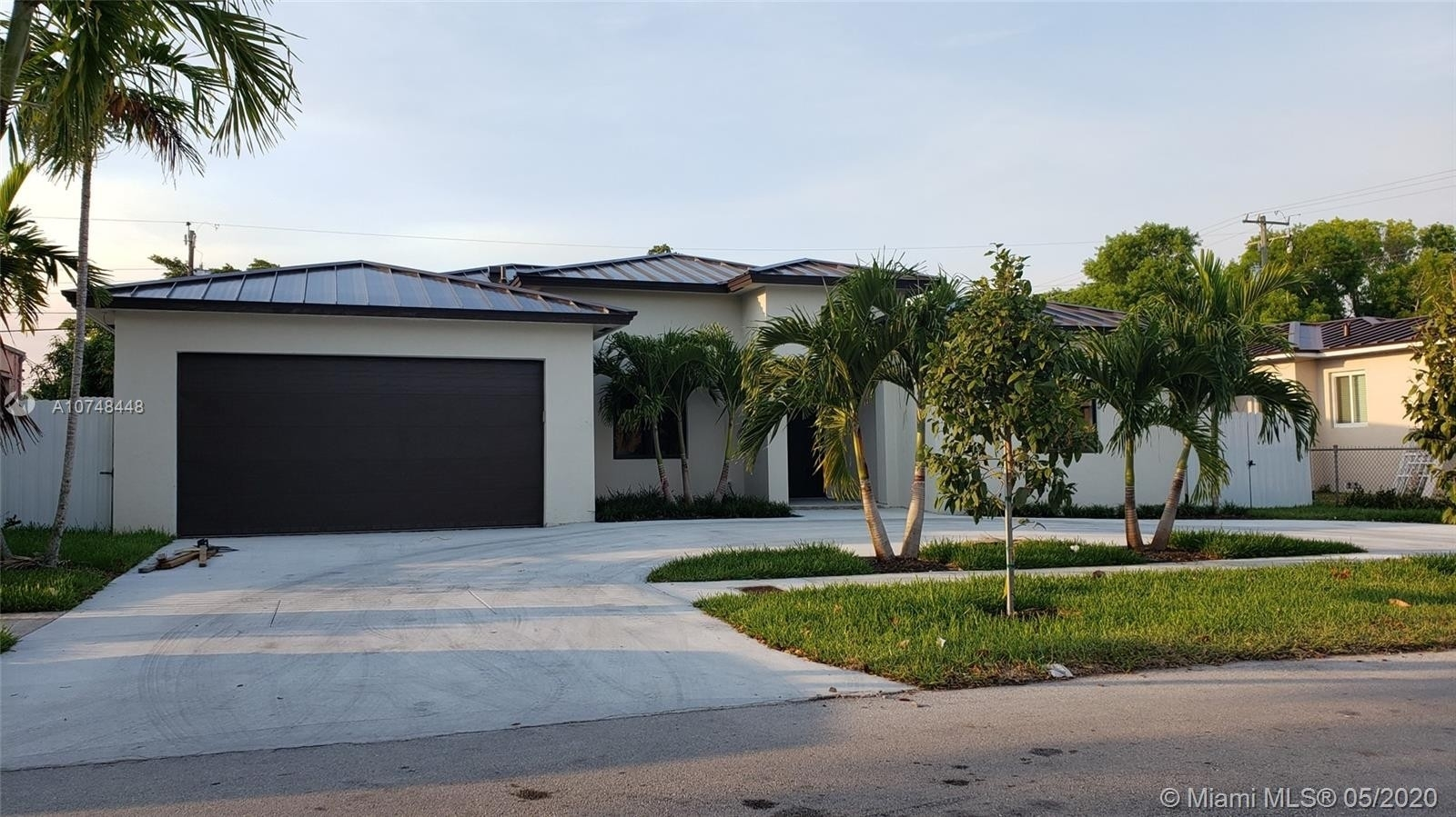 Single Family Home for Sale at Churchill Estates, Miami, FL 33126