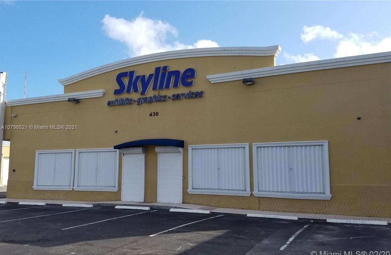 Industrial for Sale at 430 Ansin Blvd , A Foster Road, Hallandale Beach, FL 33009