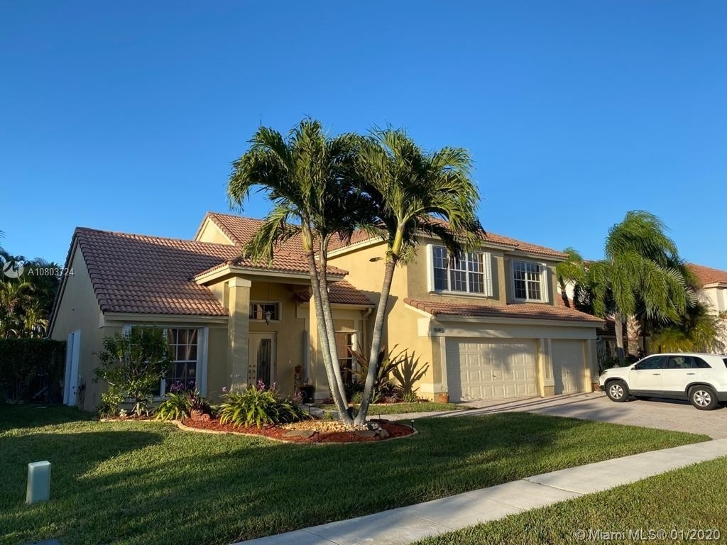 Single Family Home for Sale at Ameritrail, Pembroke Pines, FL 33029