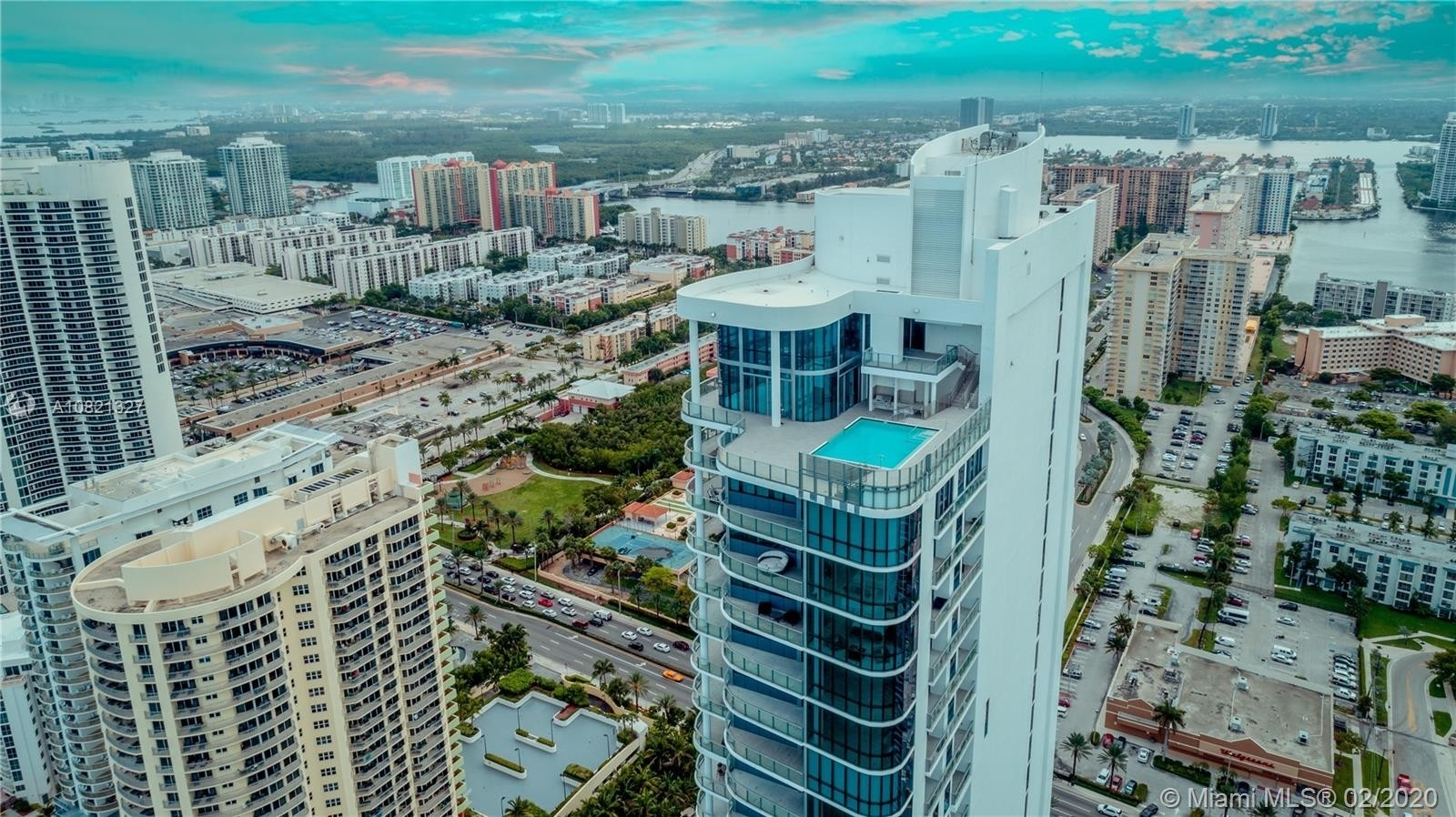 Property at 17475 Collins Ave , PH-3201 Sunny Isles Beach, FL 33160