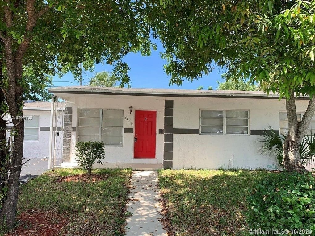 Single Family Home for Sale at Pleasant Heights, Riviera Beach, FL 33404