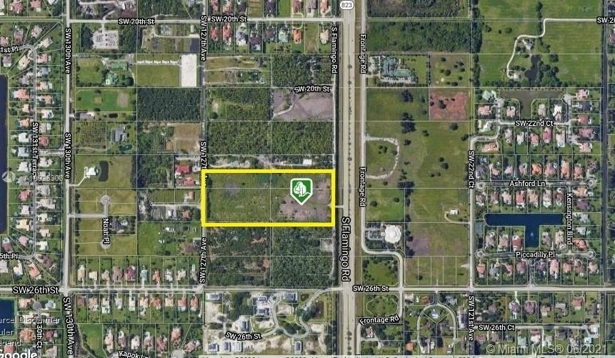 Single Family Home for Sale at Davie, FL 33325