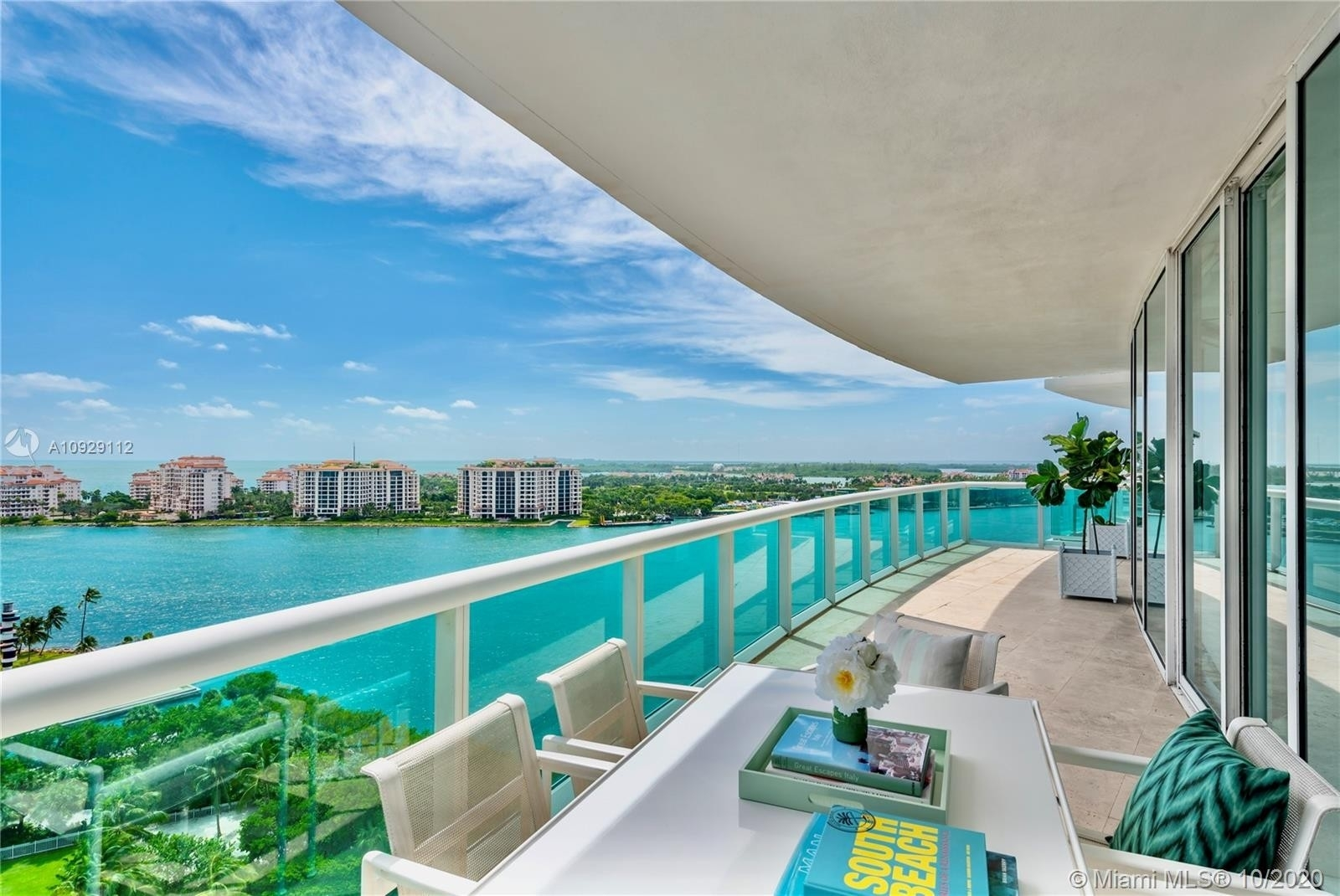 Condominium en 1000 S Pointe Dr , 1605 Miami Beach