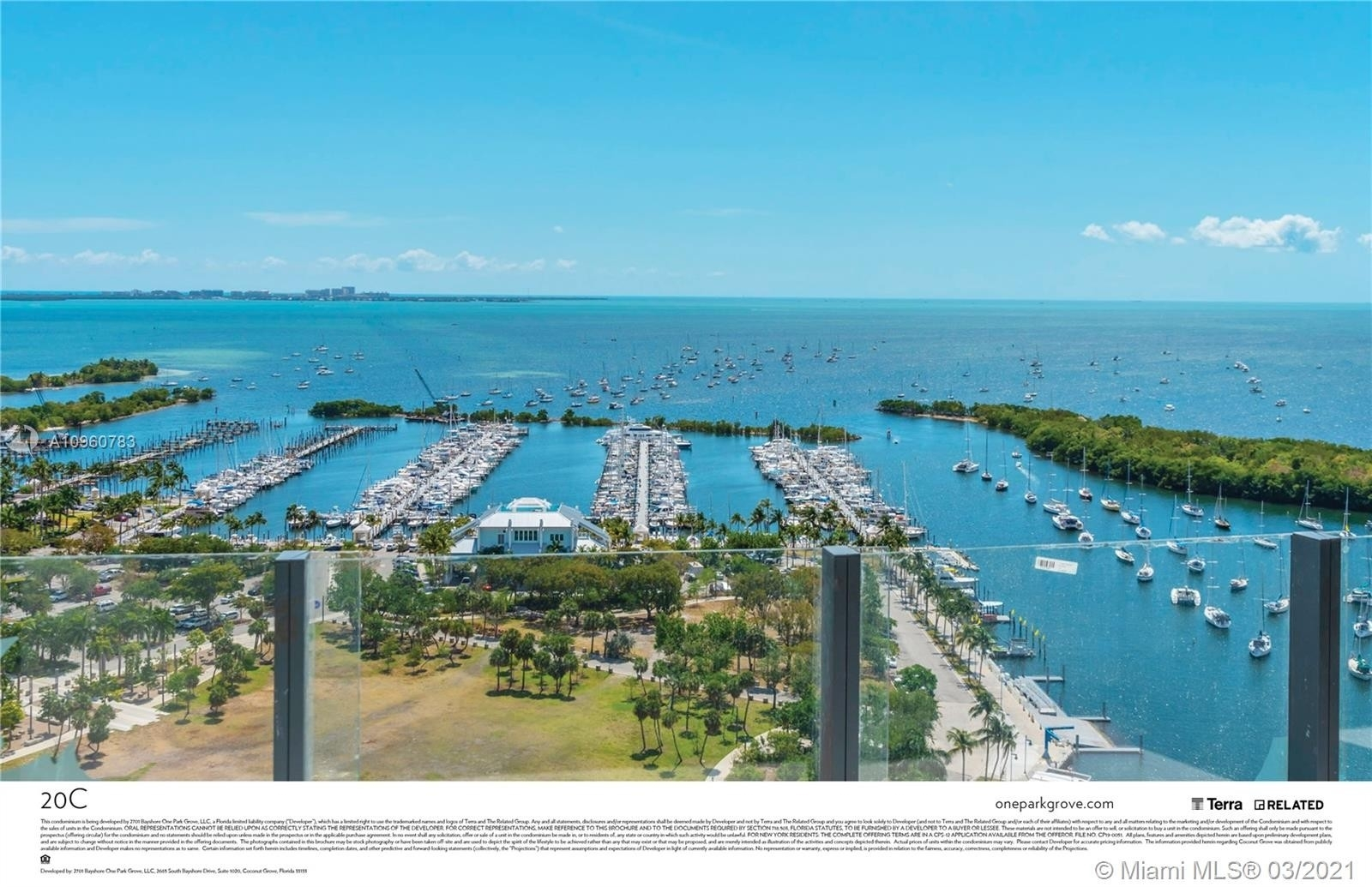 Condominium à 2811 S Bayshore , 20C The Grove, Miami, FL 33137