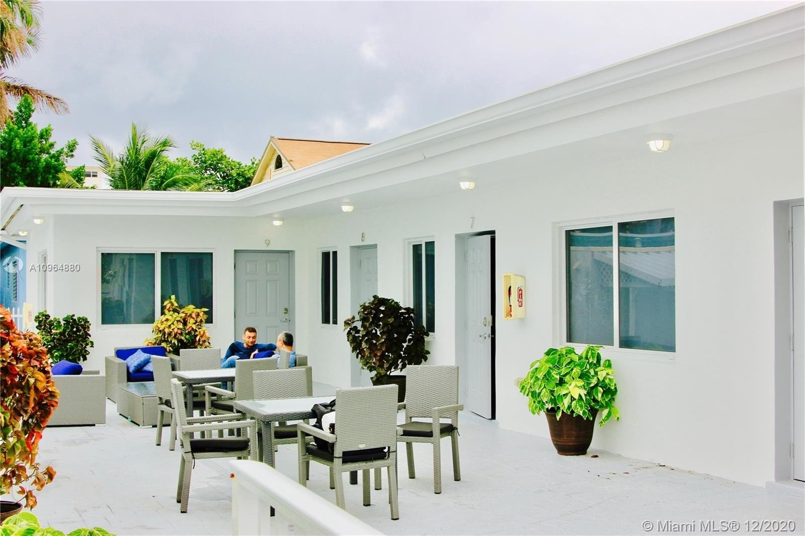 Multi Family Townhouse for Sale at Central Beach, Hollywood, FL 33019
