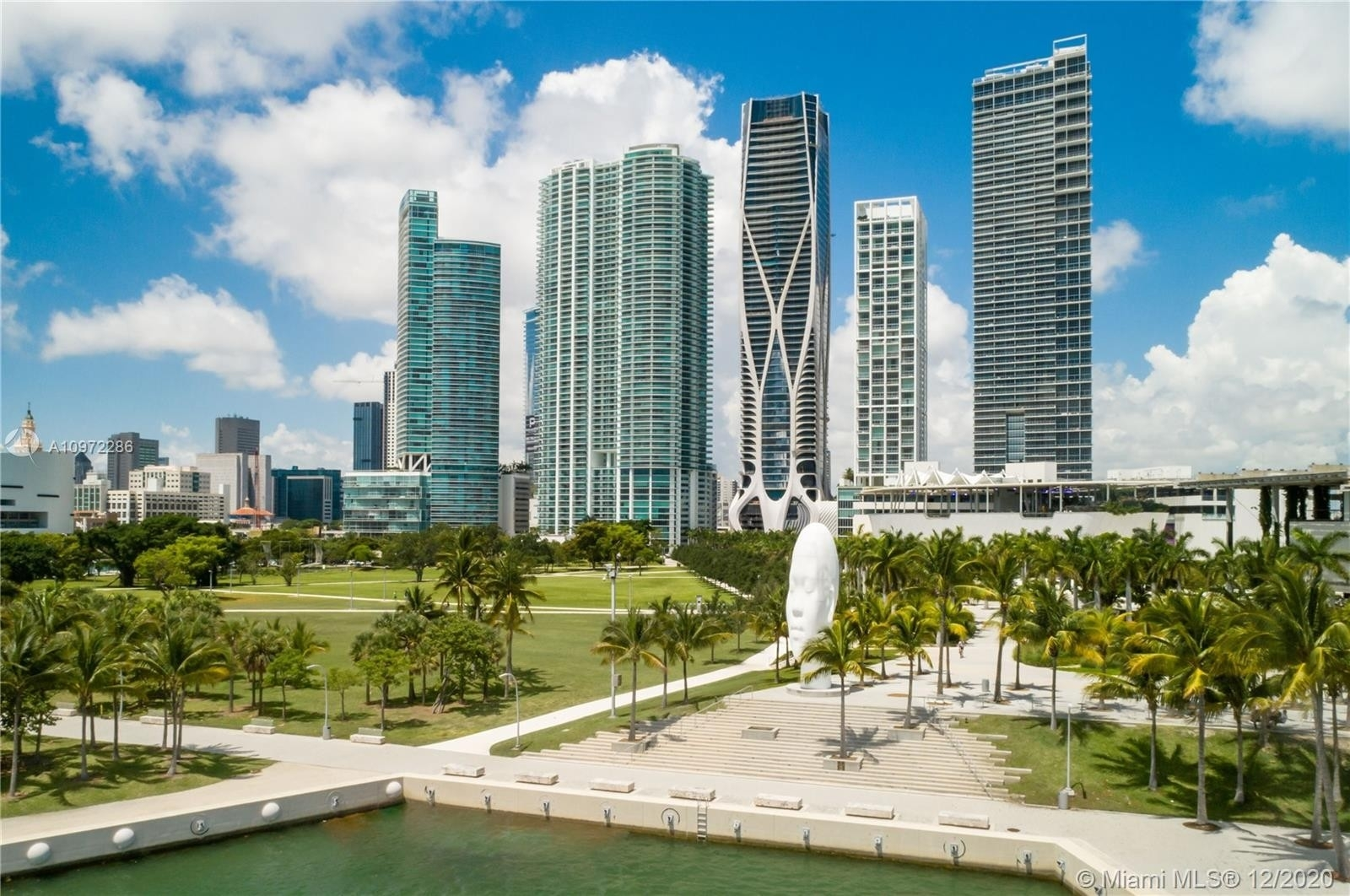 Property at 1100 Biscayne Blvd , 5002 Park West, Miami, FL 33132