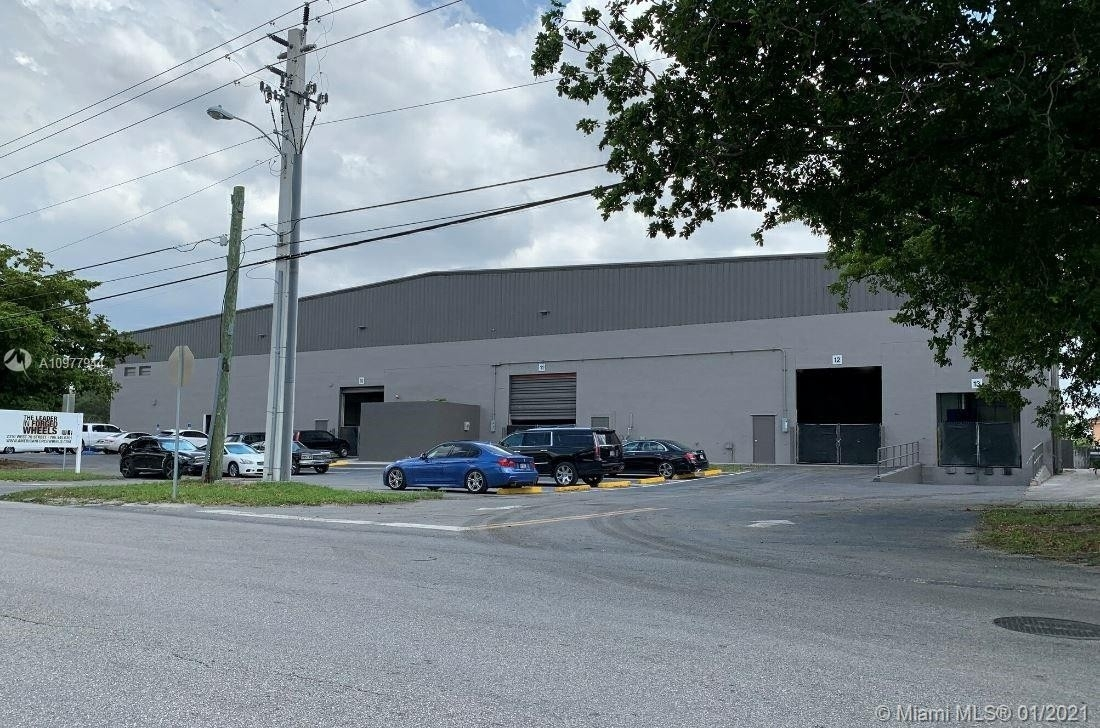 Industrial for Sale at Hialeah, FL 33016