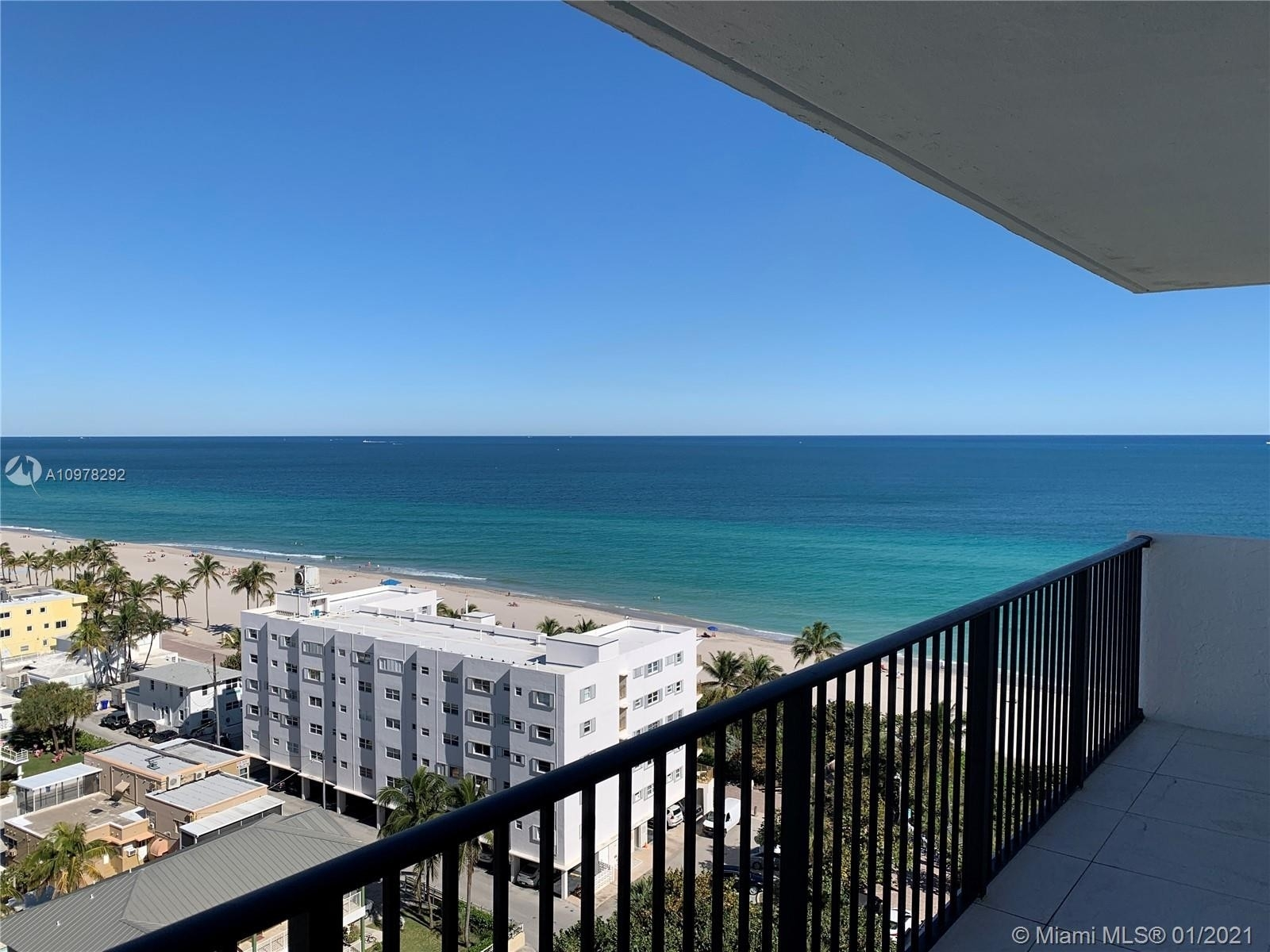 Property à 1201 S Ocean Dr , 1502N South Central Beach, Hollywood, FL 33019