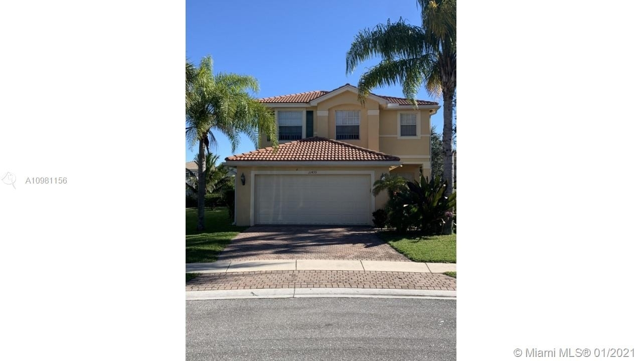 Single Family Home at 11435 Silk Carnation Way , 1 Royal Palm Beach, FL 33411