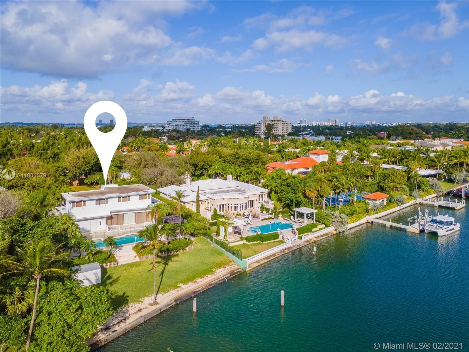 3. Single Family Homes for Sale at Address Not Available Nautilus, Miami Beach, FL 33140
