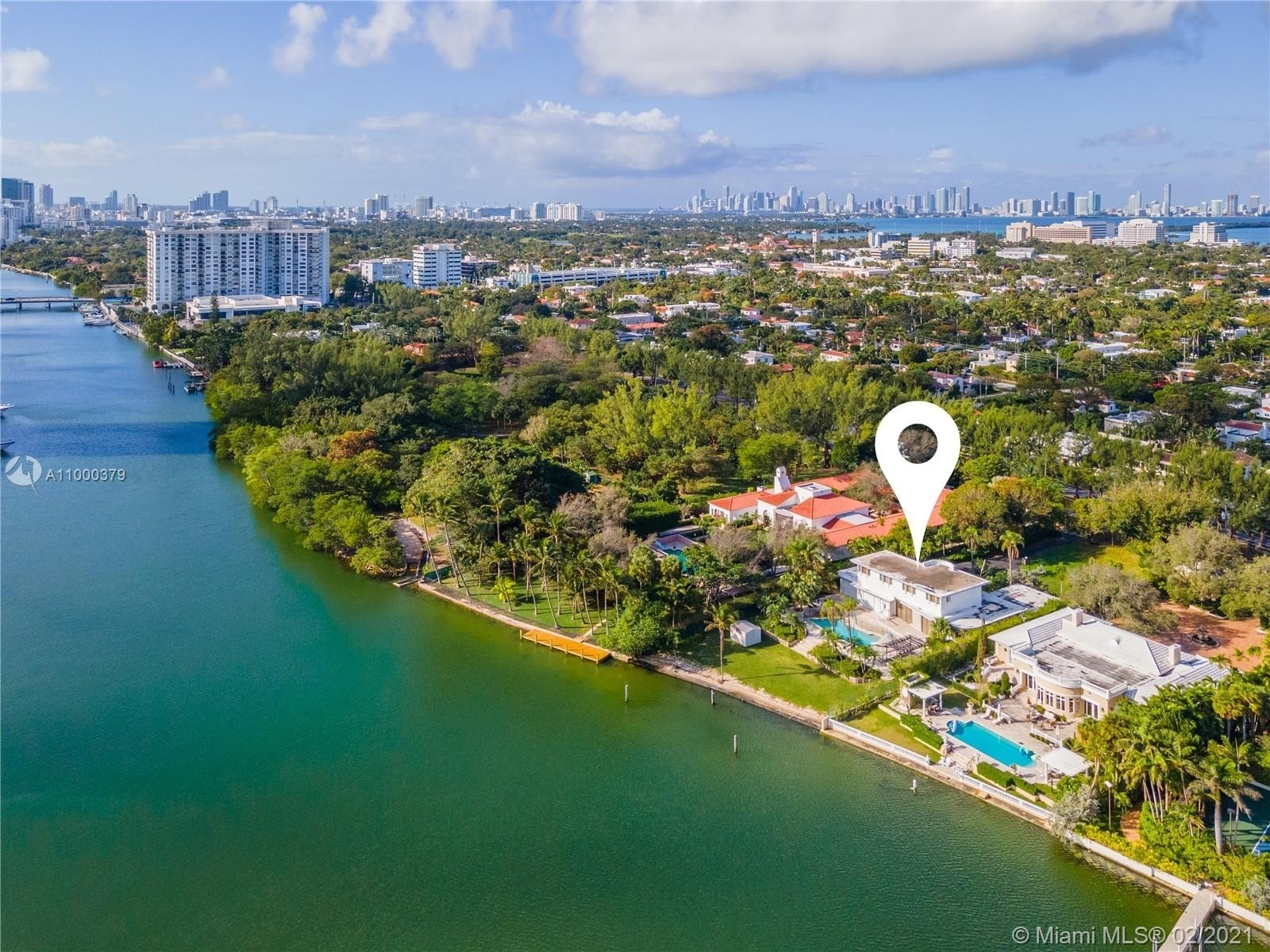 5. Single Family Homes for Sale at Address Not Available Nautilus, Miami Beach, FL 33140