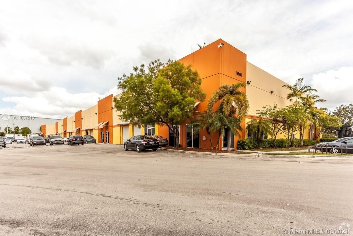 Industrial for Sale at 12605 NW 115th Ave , B-107 Medley, FL 33178